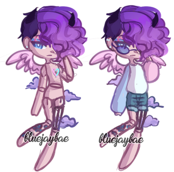 Voodoll 126 - Mystery Aesthetic CLOSED by BluejayBae