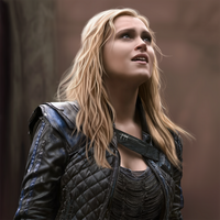 Clarke Griffin by Frvmed