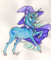 Trixie The Great and Powerful by SagaStuff94