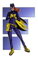 Batgirl by halwilliams
