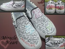 Rocker Shoes Yea by MiracleHeart