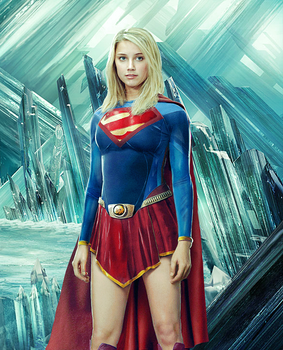 SUPERGIRL by Pia-editing4