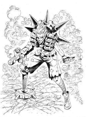 For Sale: Junkrat by Shono