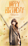 HappyBirthdayTaeyeon by Maahardwell