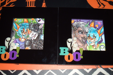 Boo Bros by Roum
