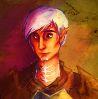 Fenris by Ionday