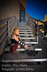 Misa Amane. by germanribota