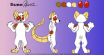 Harris's ref (No you don't own him) by MLPParchment