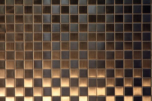aluminum tile by beckas