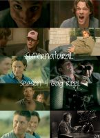 Season 4 Gag Reel Pics by ZombiePlatypusRush