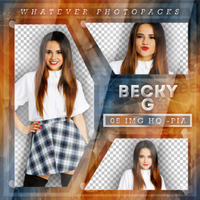 +Pack Png: Becky G by Whatever-Photopacks