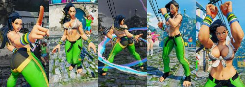 LauraC1 swap to R.Mika Attempt by repinscourge