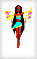 MMD Enchantix Layla DL by 2234083174