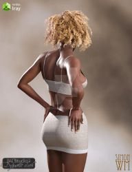 Dynamic Lingerie Collection G3F by SimonWM