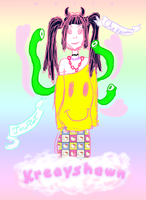Kreayshawn by HarajukuNoMatie