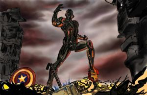 Avengers: Age of Ultron by EpicLoop