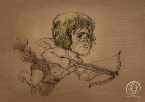 Cupid Tyrion by Hahnsel