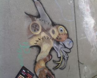 5 In Chalk by AugustRaes