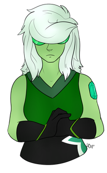 Emerald by br00d-mother