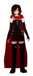 RWBY - Adult Ruby by MattHunX