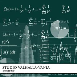 Math brushes by valhalla-vania-brush