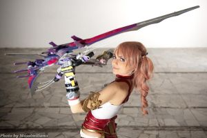 Serah Farron by Eyes-0n-Me
