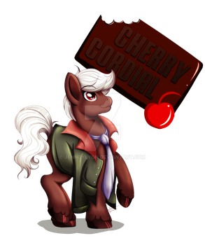 Commission: Cherry Cordial by JeNnDyLyOn