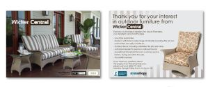 Wicker Central Postcard by simbahswan