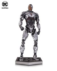 Justice League Movie Cyborg 1/6 statue by alterton