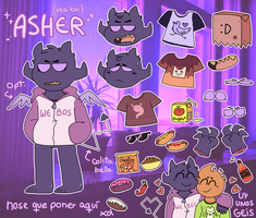 Asher ref 2018 yEa BOiiiiiii by mustard0