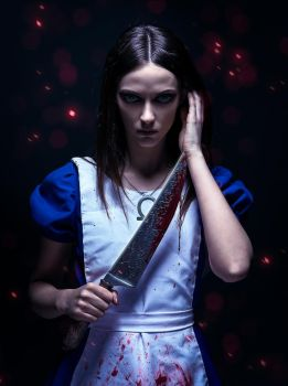 American McGees Alice by Akunohako