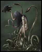 Cephalopod by MissPH