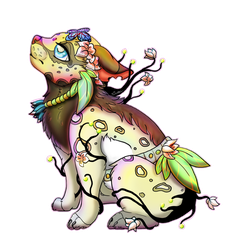 ArtFight attack 5 by holyhell111