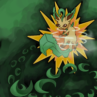 Day 12: Favourite Pokemon attack or move by Wooded-Wolf