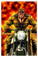MANGA MOTORCYCLE NAZI by gojera