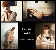 Florence Welch by Plaid-Rose