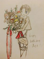 Happy birthday! by mochaneko123