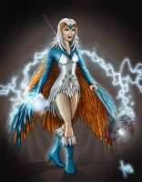 Sorceress of Grayskull by FlyToFerio