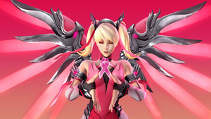 Pink Mercy - For Charity by DarknessRingoGallery