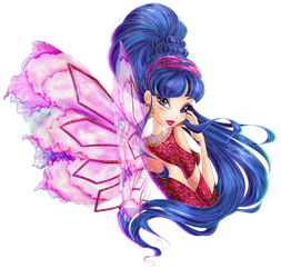 World of Winx - Musa Onyrix by KeroCreations