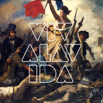 Coldplay - Viva La Vida (Alternate Album Cover 1) by ruffsnap