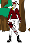 College football fangirl woodcutter Alabama by Usaporkchops