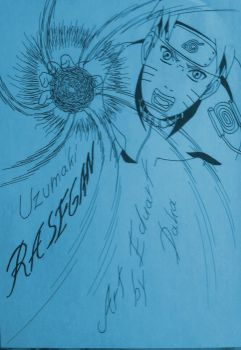 DrawingColor-Naruto_Shippuden=18 by eduaarti