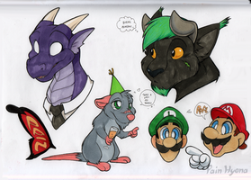 2015 05-02 Giftdump by Pain-hyena