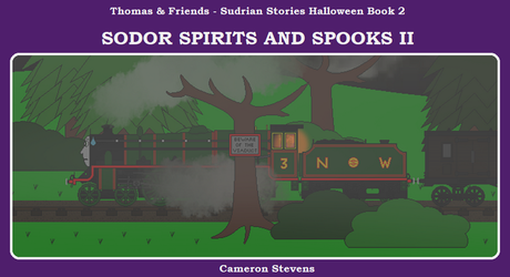 TAF - SS - Sodor Spirits and Spooks II Cover by GuardianSoulMLP
