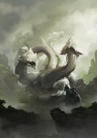 The hydra by Magnusss