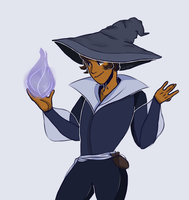 witch class lance by novembercomes