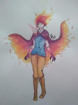Firebird by Moonhitomi1