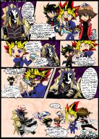 yugioh 10th anniversary FAIL by slifertheskydragon
