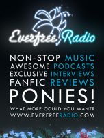 Everfree Radio print ad #1 by SterlingPony